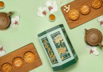 Autumnal Treasure MO Macau mooncake
