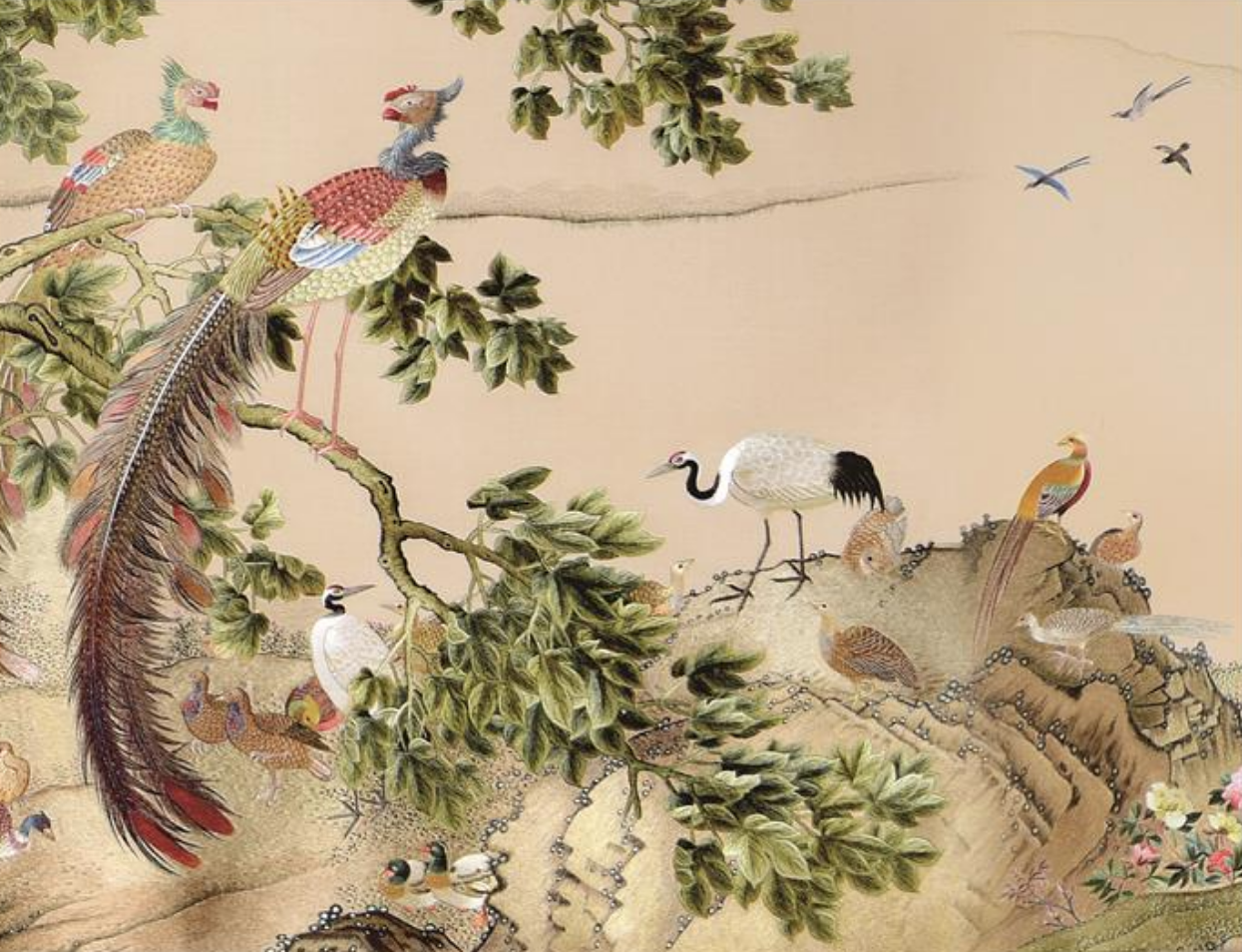 China Shen Embroidery Art Exhibition Art Macao 2021