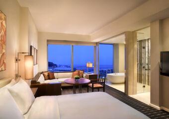 King Bed Deluxe Grand Hyatt Macau