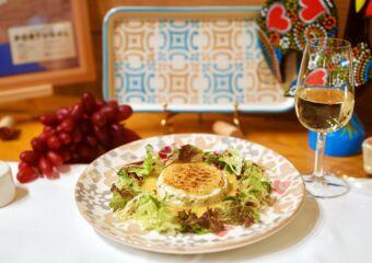Portuguese dish from Rossio at MGM Macau