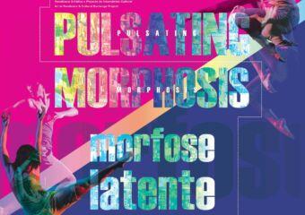 pulsating morphosis dance poster