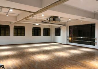 Nowz Dance Studio Inside
