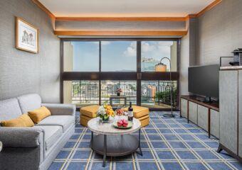 Suite at Artyzen Grand Lapa Macau 2021