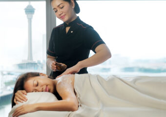 Thai Massage at Mandarin Oriental Macau