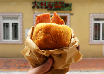 Where to Find the Juiciest Pork Chop Bun in Macau