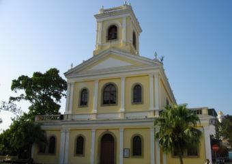 7 Unique Parishes in Macau