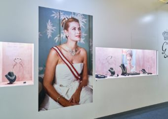 From Hollywood to Monaco: How Grace Kelly Inspired the Whole World, an Exhibition at Galaxy Macau