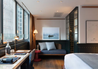 Win a Stylish One-Night Stay at The Fleming Hong Kong!