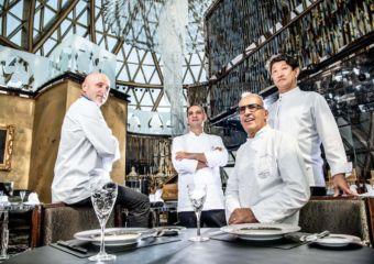 Robuchon au Dôme: A Tale of Legacy and Exceptional Cuisine